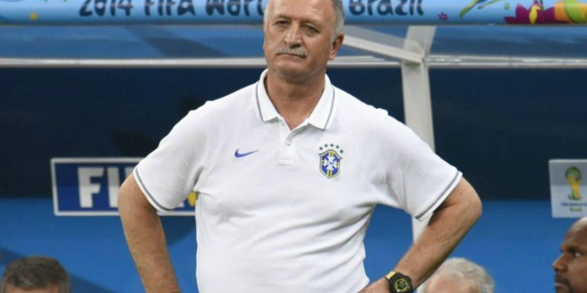 No le costó encontrar trabajo: Felipao ya tiene club tras su fracaso en Brasil 2014