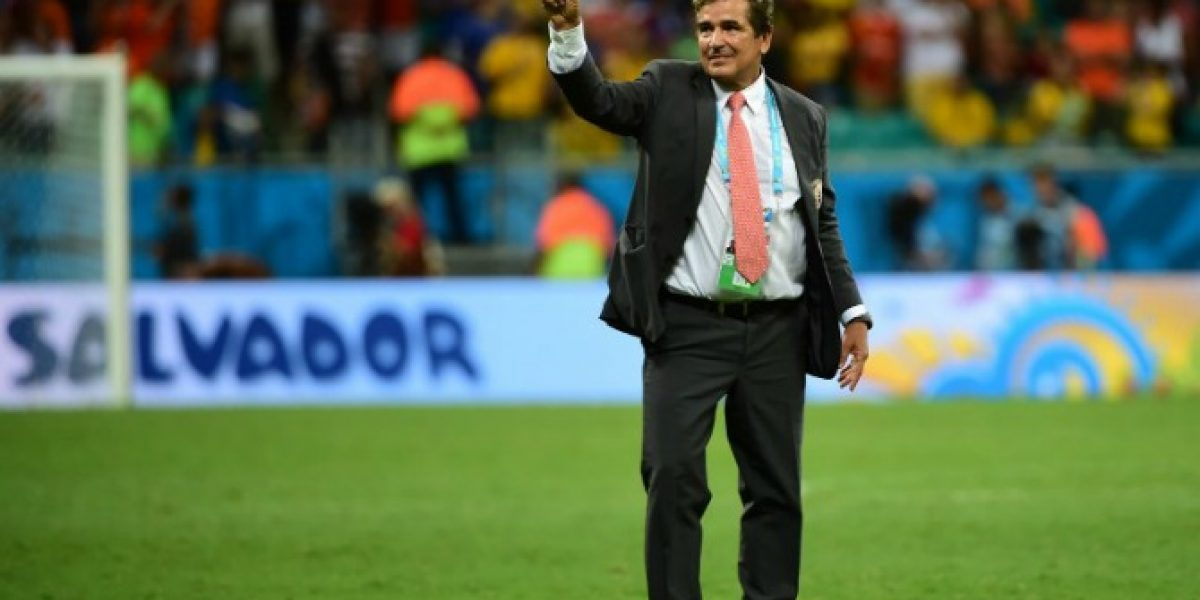 Jorge Luis Pinto tras su polémica salida de Costa Rica: