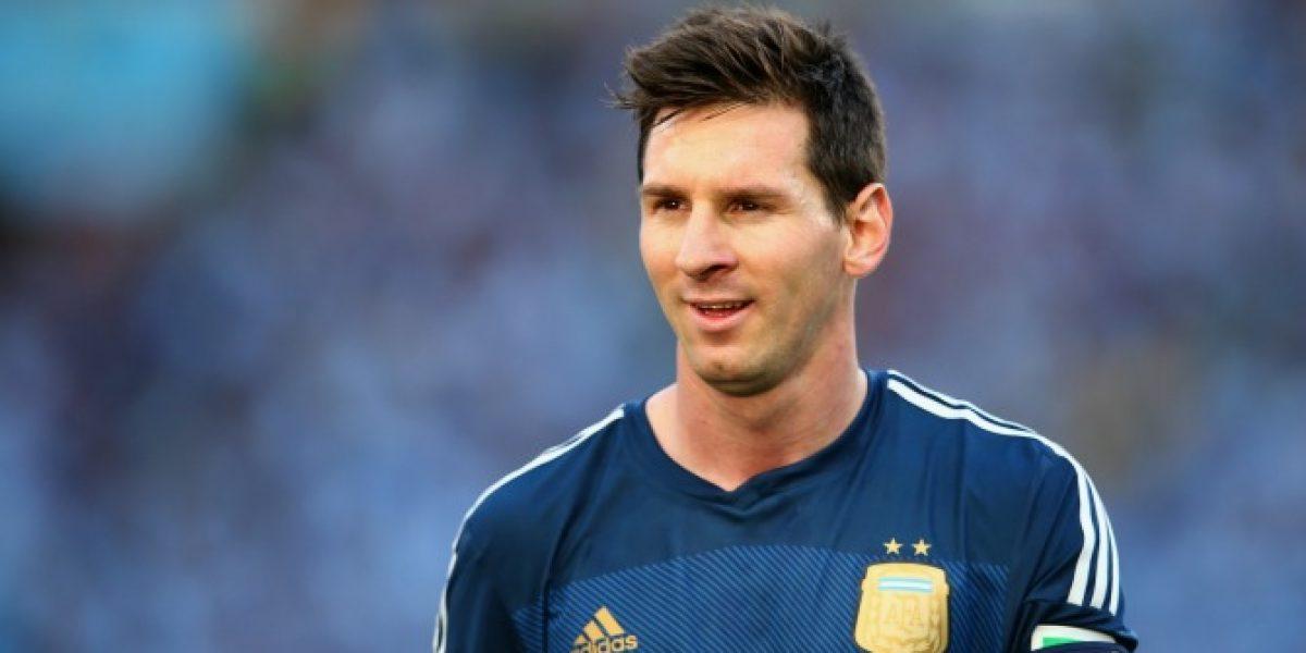 El curioso mensaje de Messi tras ser acusado por presunto fraude fiscal
