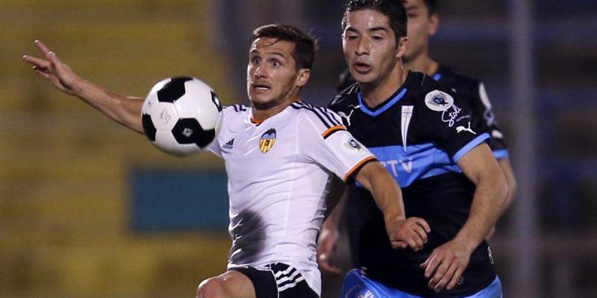 Católica estrena su nueva camiseta ante San Carlos en la Copa Euroamericana
