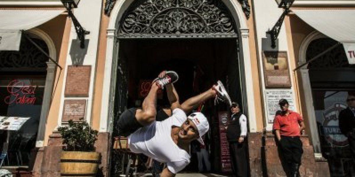 Galería: Vuelve a Chile la compañía alemana de breakdance