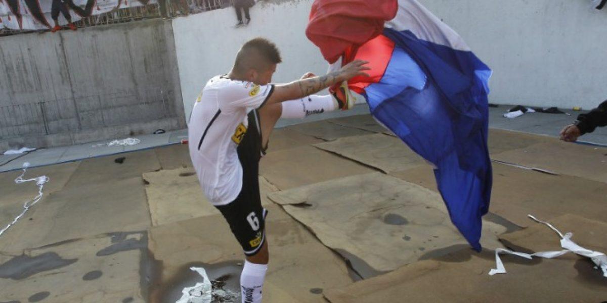 La sanción que recibió Jason Silva tras el incidente en el Superclásico