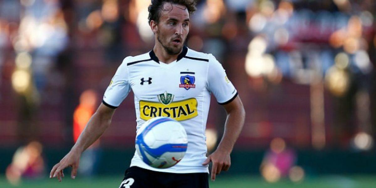 José Pedro Fuenzalida llegó a lo grande a Boca Juniors