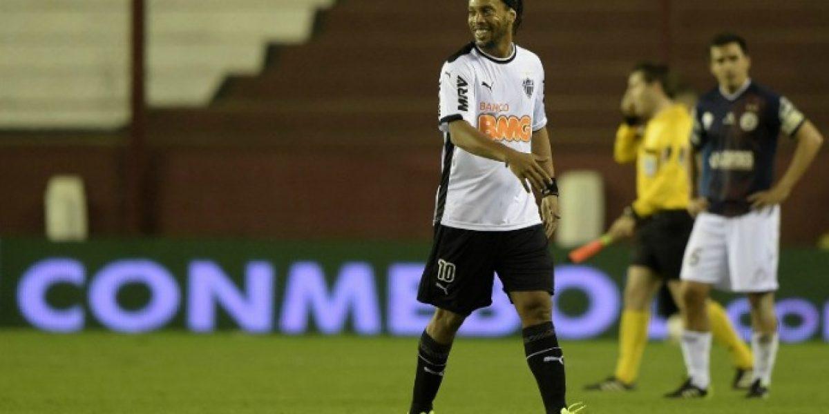 Se va de Brasil: los equipos a los que podría llegar Ronaldinho