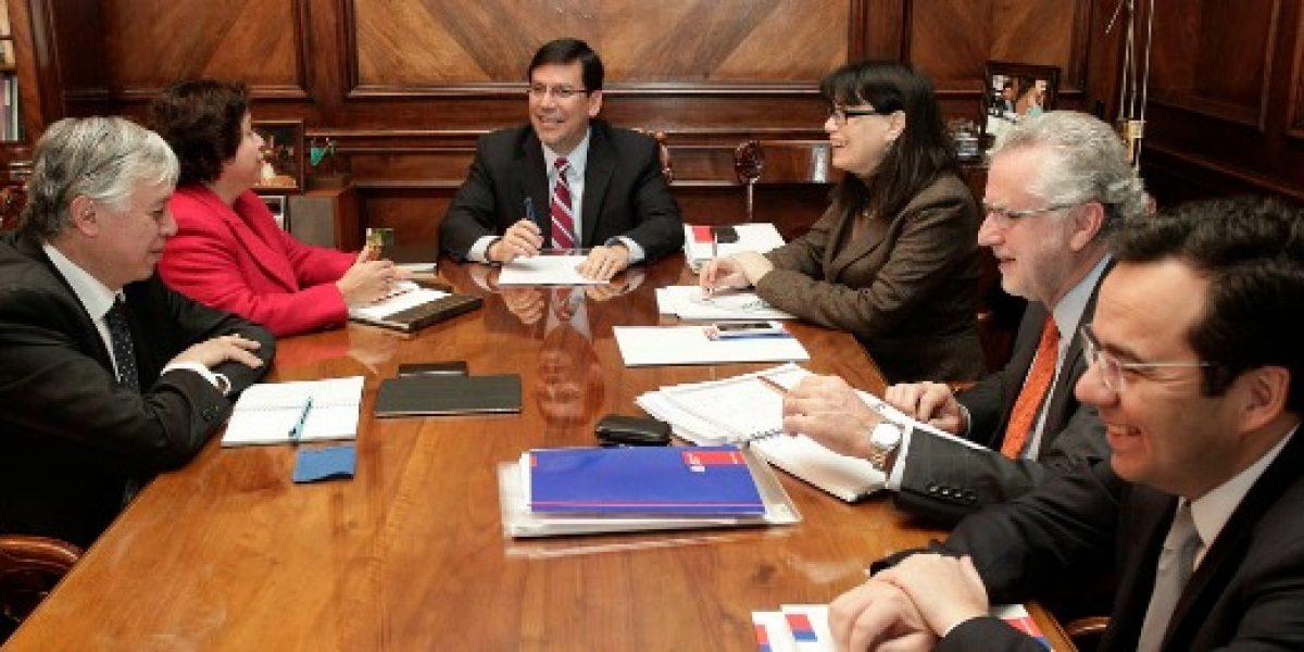 Ministro Arenas y recaudación de Reforma Tributaria: