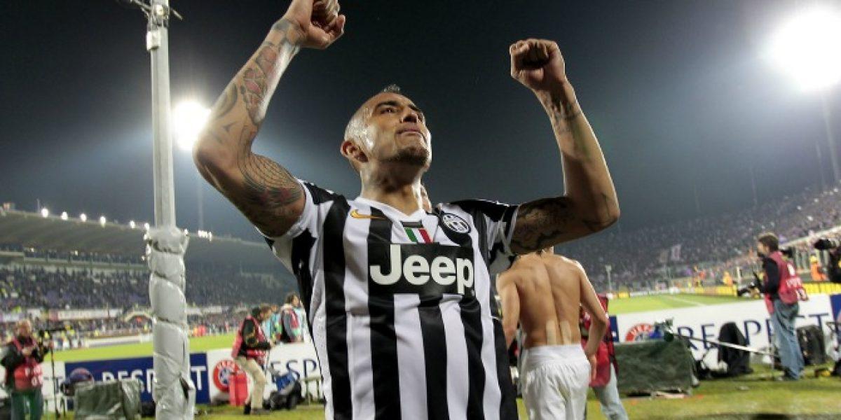 En Juventus insisten con la continuidad de Vidal: