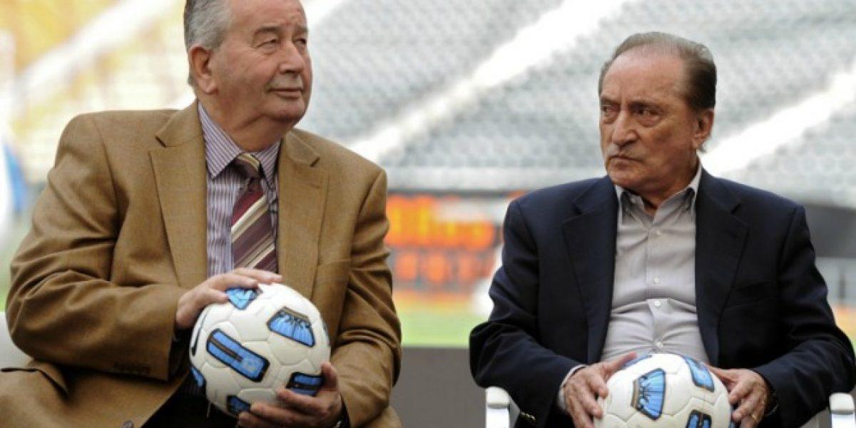 Presidente de la Conmebol tras muerte de Grondona: