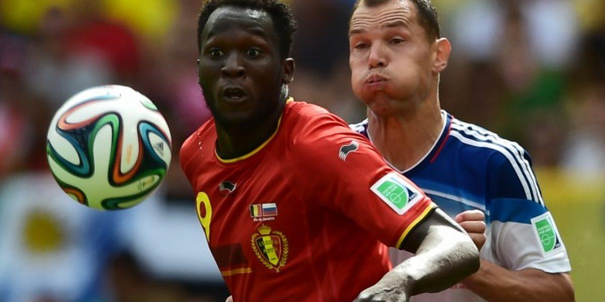 Lukaku ficha por el Everton por un monto récord de 28 millones de libras