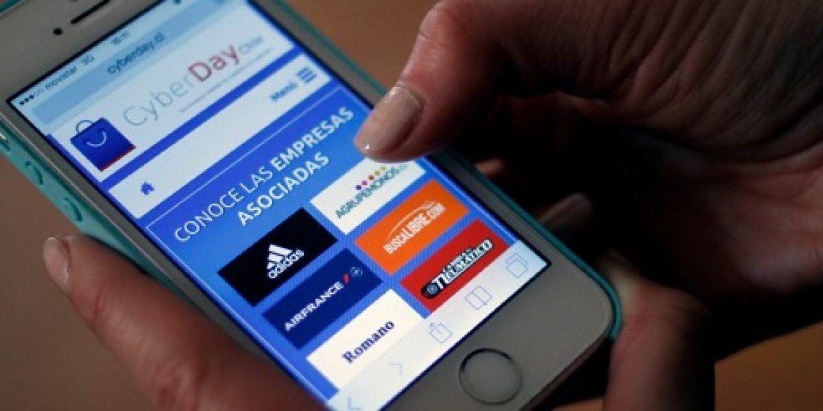 Ventas del CyberDay superaron los US$20 millones en su primera versión