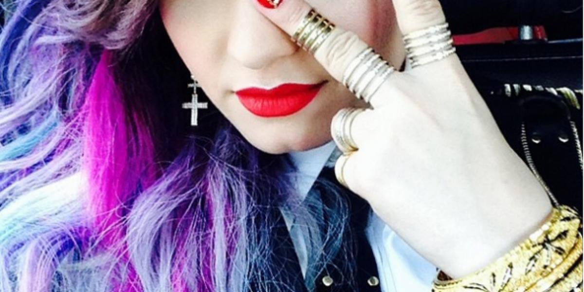 Demi Lovato estrena nuevo cambio de look