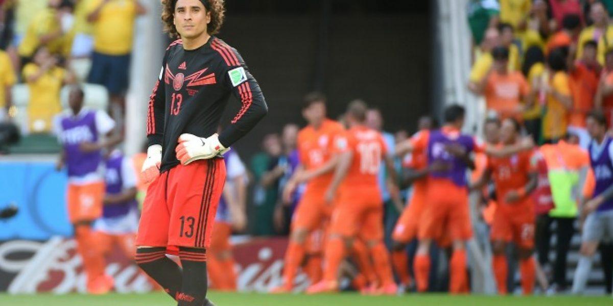 Guillermo Ochoa está a un paso de ser el nuevo portero del Málaga