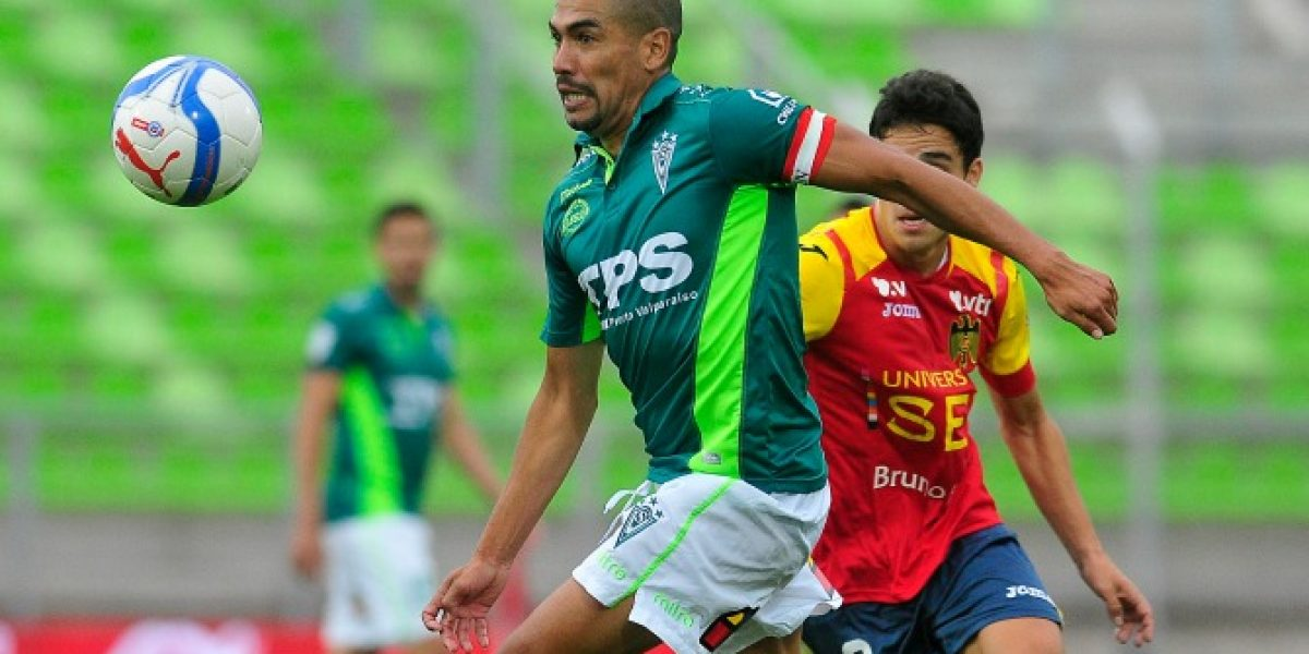 Ormeño y el buen arranque de Wanderers: