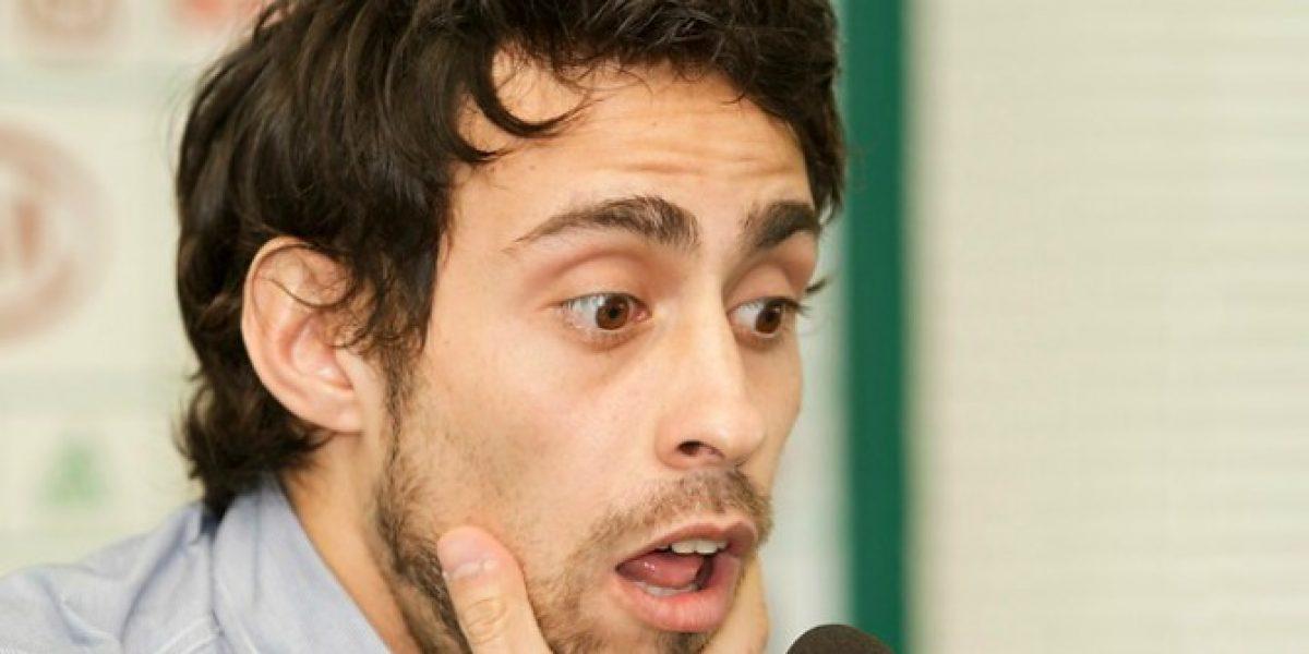 Está desaparecido: En Palmeiras exigen una explicación de Valdivia