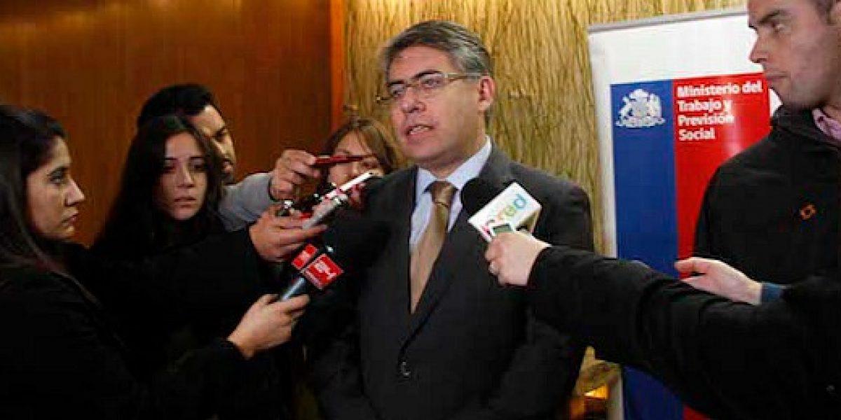 Subsecretario del Trabajo: desaceleración y estacionalidad explican alza del desempleo