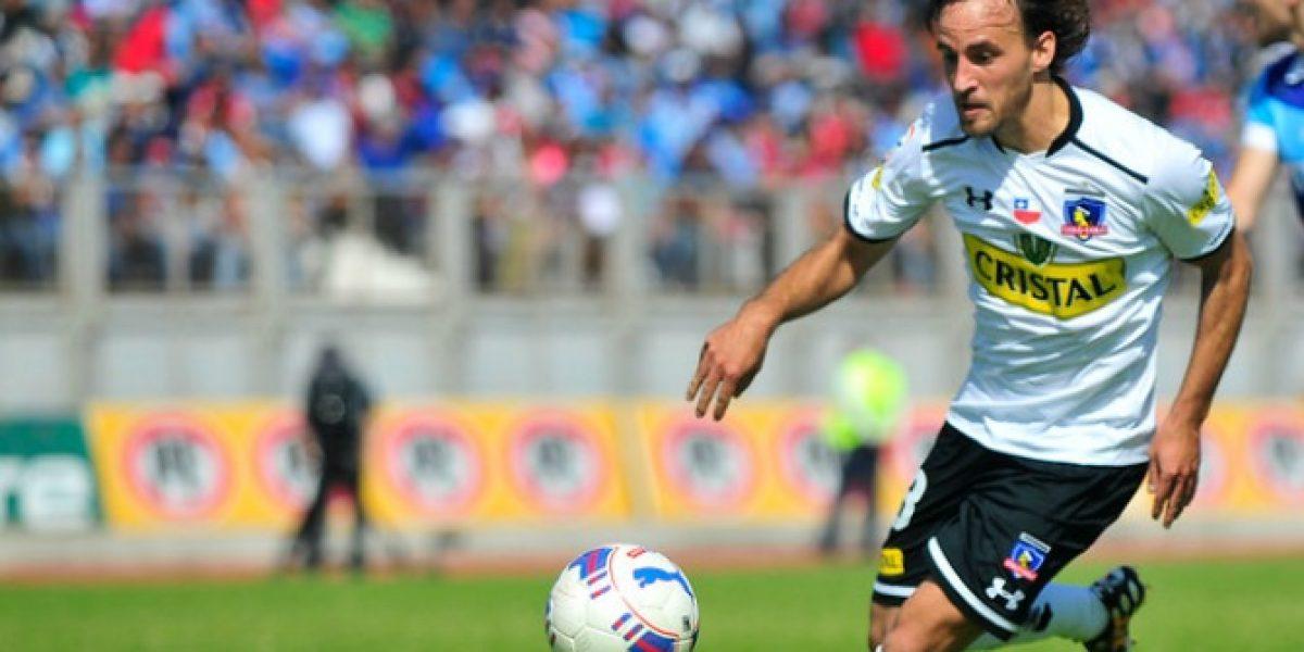 Fuenzalida está preparado para la presión en Boca: