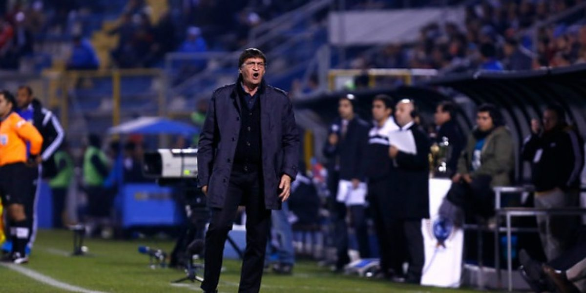 Falcioni lamentó la partida de Enzo Roco: