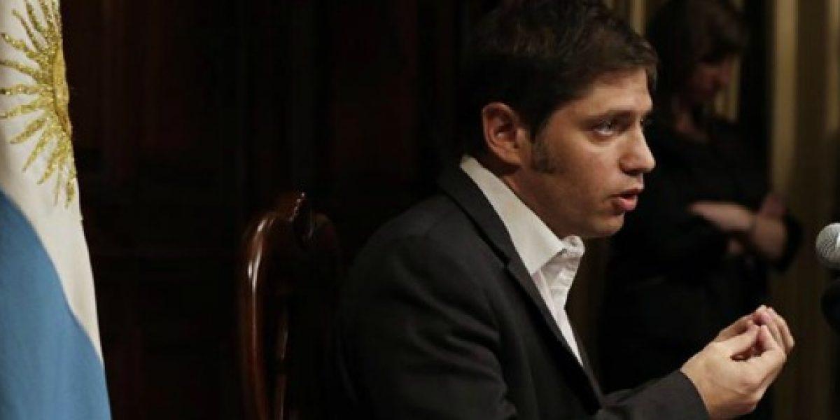 Ministro de economía argentino desmintió