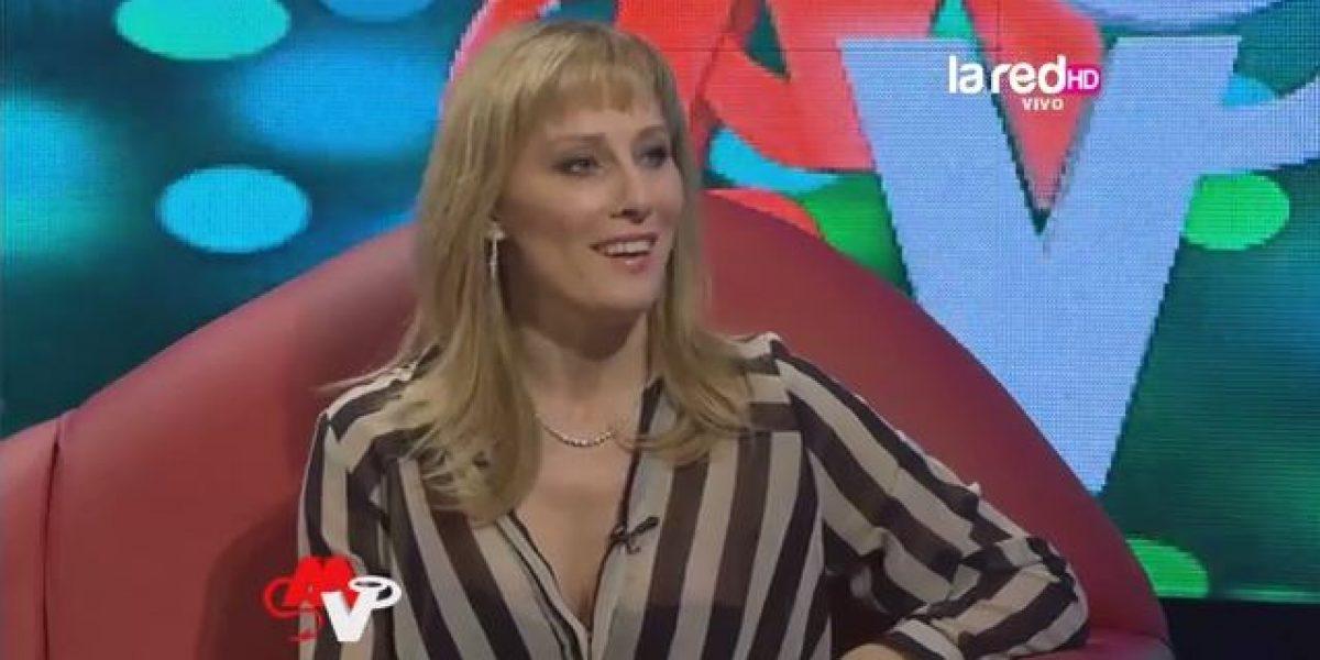 Soledad Bacarreza confiesa brutal golpiza de pololo