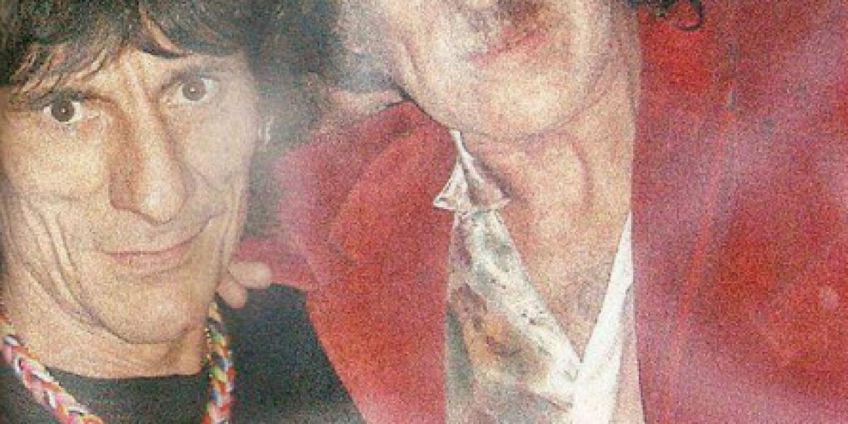 Un cadavérico Charly ilustra la portada del nuevo álbum de Fito Páez