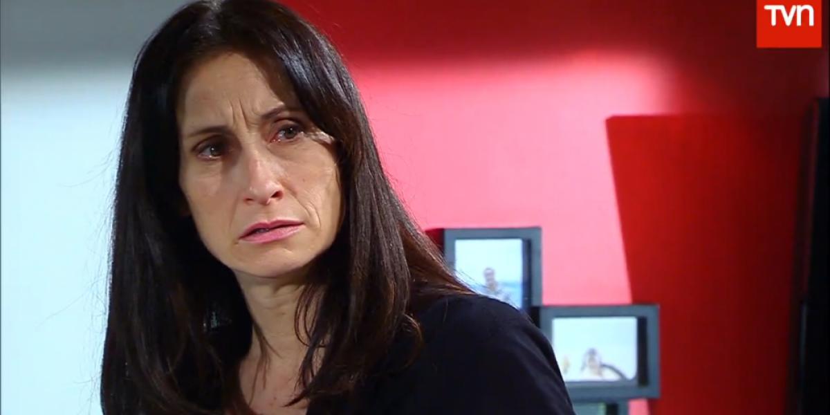 Tuiteros elogian desgarradora escena de Amparo Noguera en