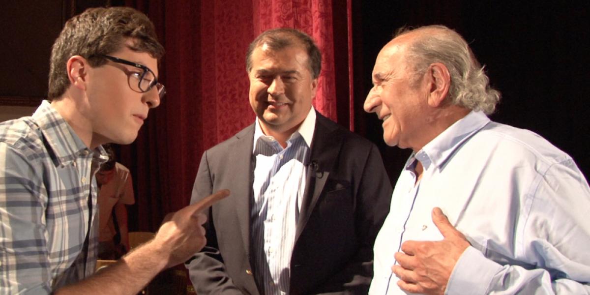 Mauricio Correa debuta en el cine en