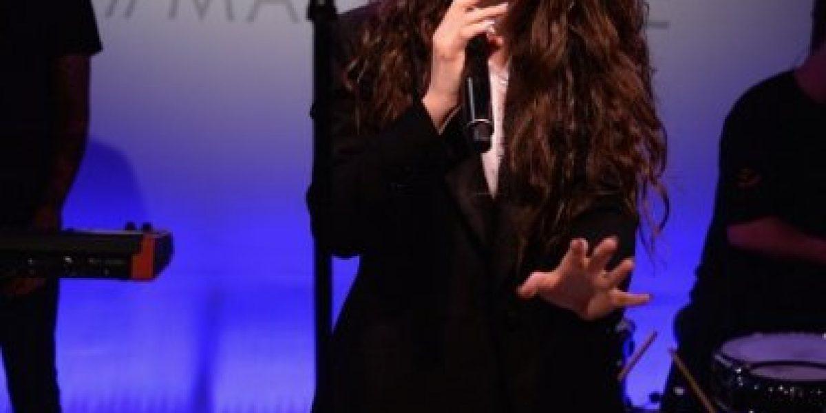 Lorde hará la música de próxima entrega de