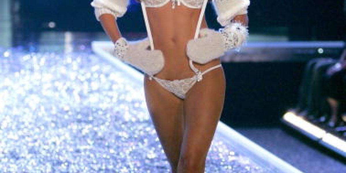 Así se veía Miranda Kerr hace nueve años