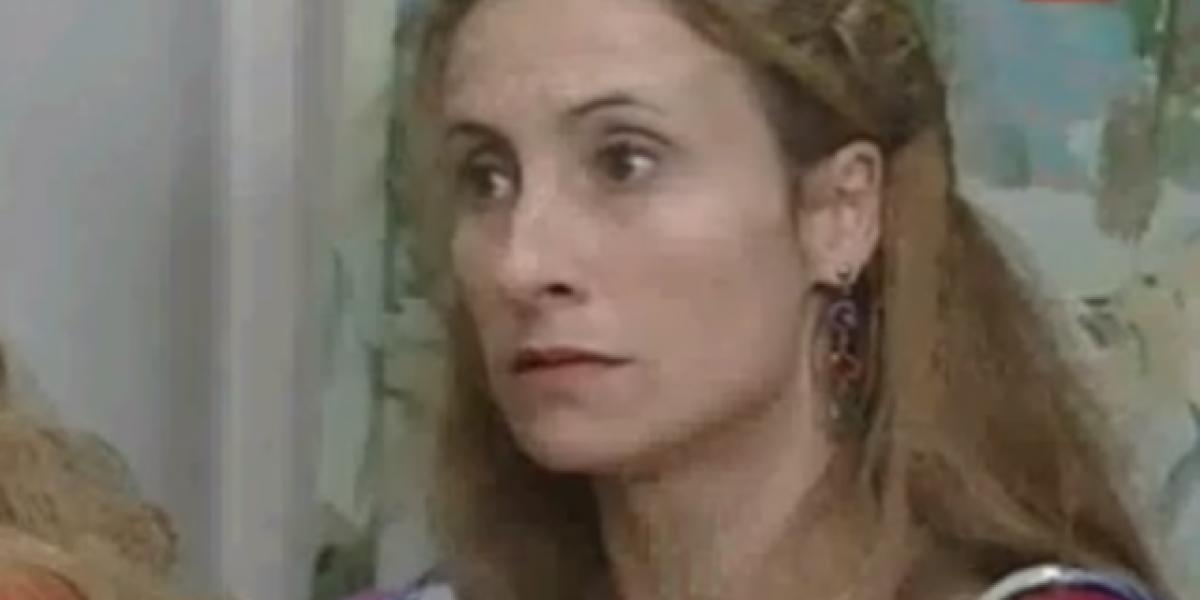 Los roles que han marcado a Amparo Noguera