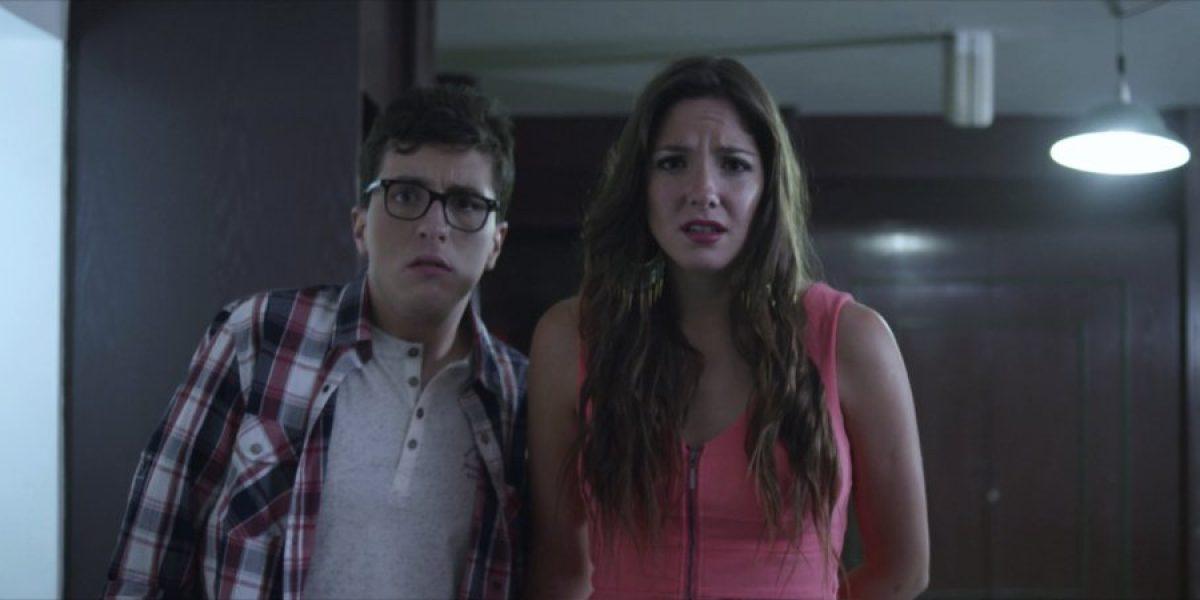 Kel Calderón y su terrorífico debut en cine: