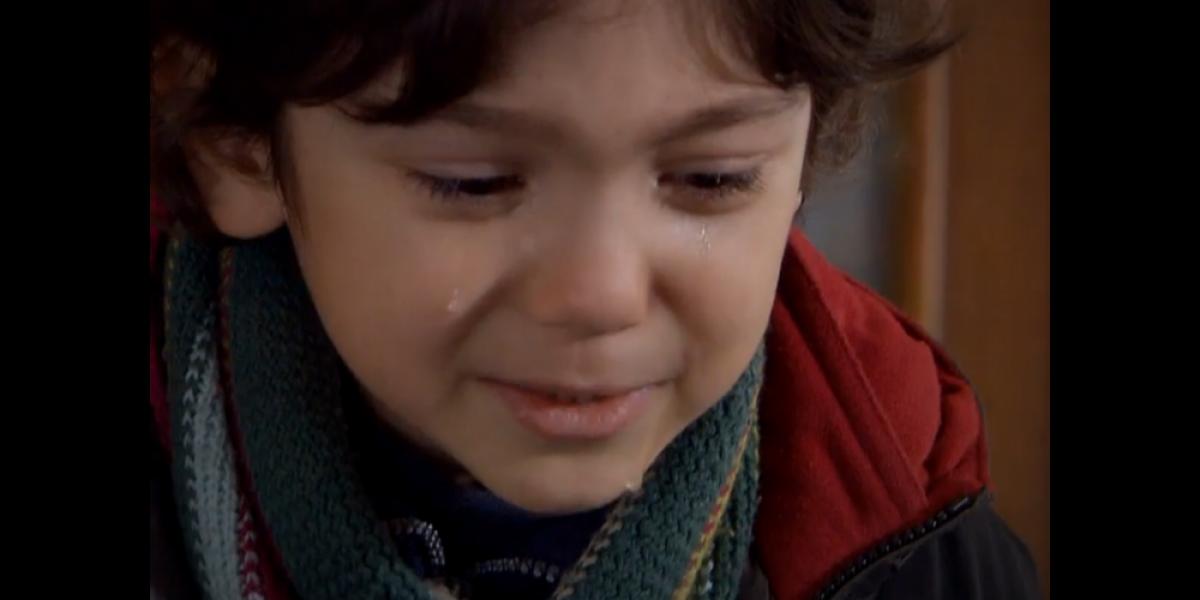 Alto impacto: Sherezade deja llorando a su pequeño hijo Kaan