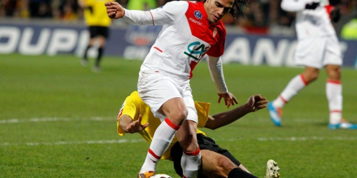 ¡Vuelve a las canchas! Falcao estará presente en el amistoso de Mónaco ante Valencia