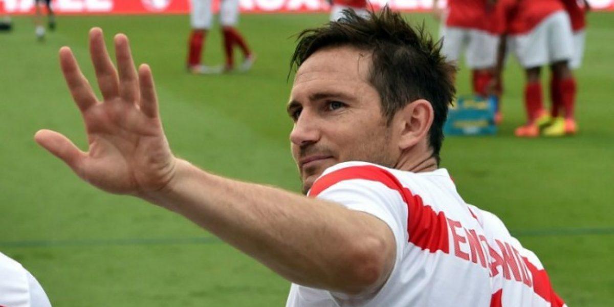 Confirmado: Frank Lampard es el nuevo refuerzo del Manchester City de Pellegrini