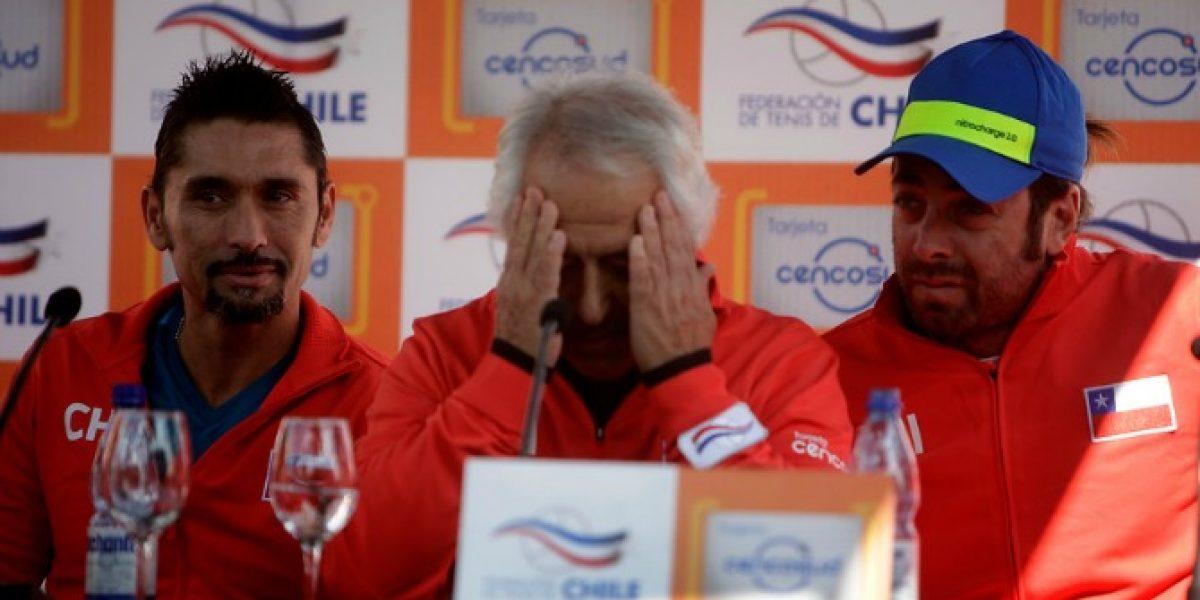 No paran los problemas en el tenis: Fuertes acusaciones en contra de la Federación