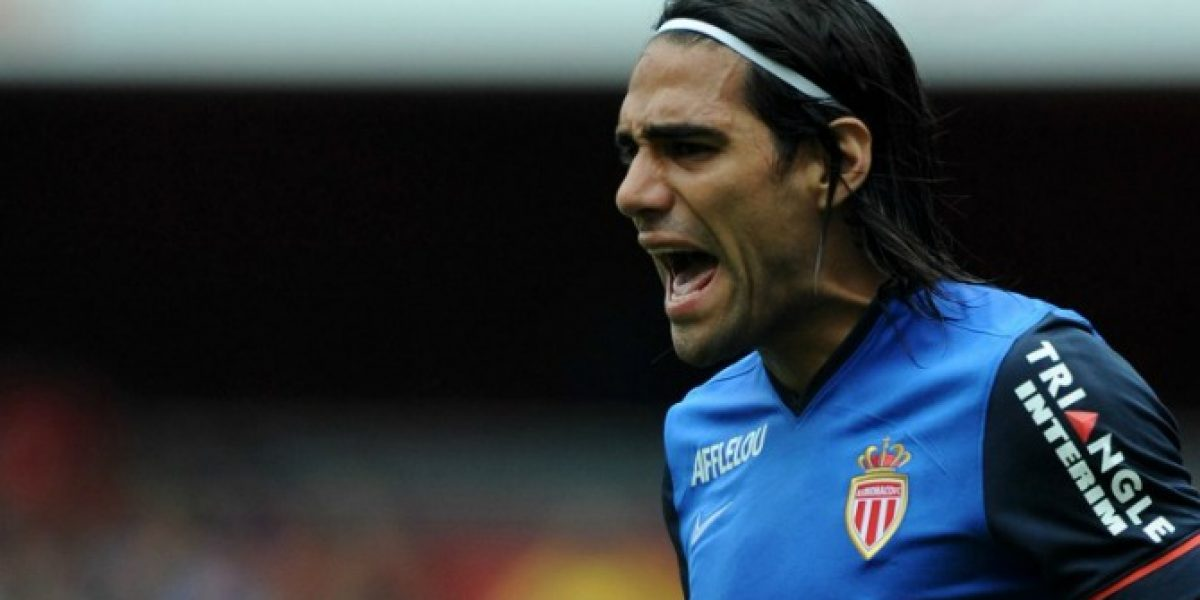 Video: Regresó a lo Matador: Falcao volvió al gol celebrando como Marcelo Salas