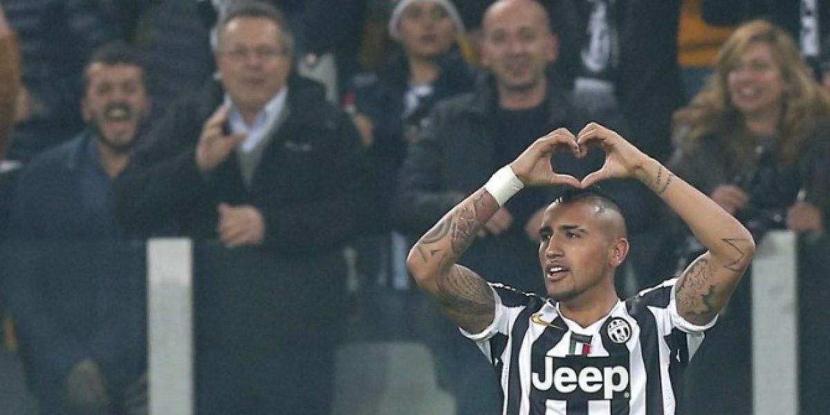 No piensa perderlo: Técnico de Juventus convoca a Vidal para gira de pretemporada