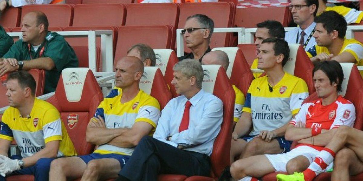 Arsene Wenger cree que Alexis Sánchez debe adaptarse al equipo y el Arsenal a él