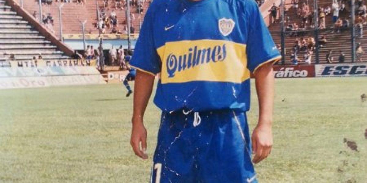 Marco Bahamonde: De ser fichado por Boca Juniors a los 17 a controlar plagas a los 30