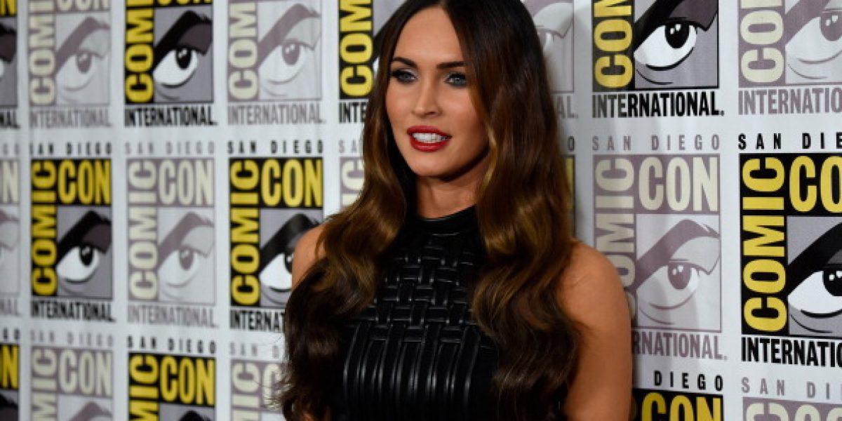 Incluso con groserías Megan Fox respondió a detractores de su última película