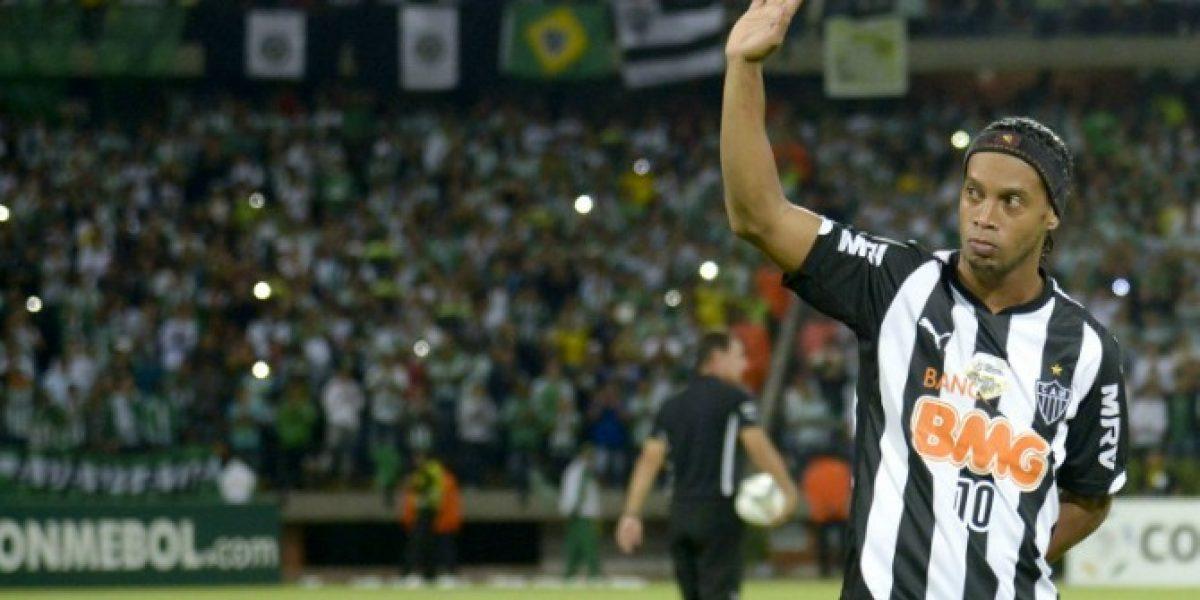 No cuentan con su magia: Desde Estados Unidos dicen que no quieren a Ronaldinho