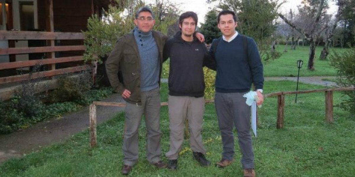 Tres chilenos emprendedores se irán a Colombia en inédito proyecto