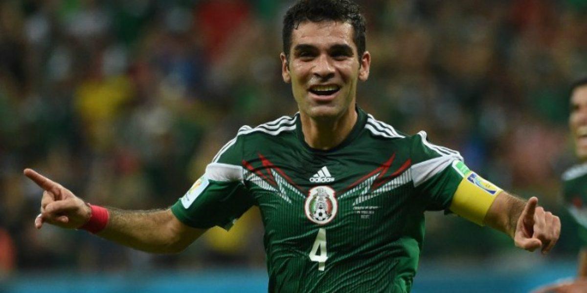El eterno Rafa Márquez regresa al fútbol del Viejo Continente