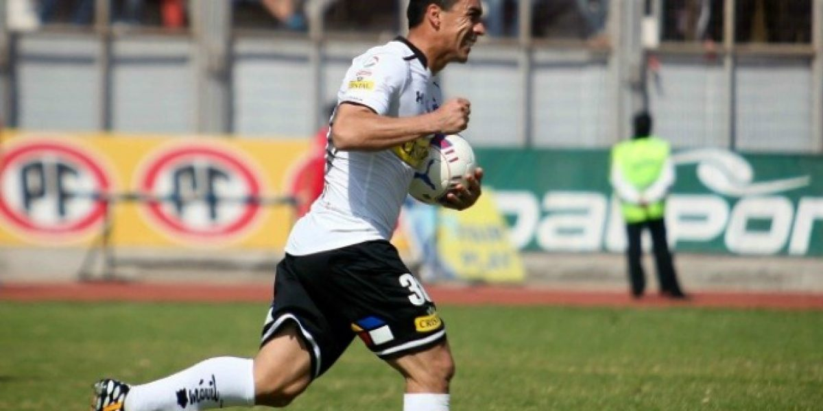 Esteban Paredes podría dejar Macul para llegar a Emiratos Árabes