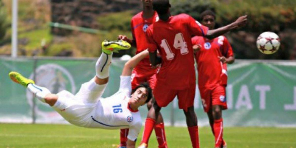 Las inferiores no levantan: Chile sub 17 fue eliminado de torneo en México