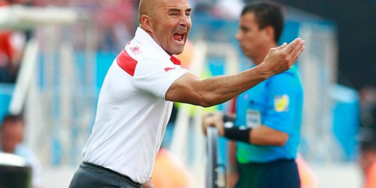 Confirmado: Jorge Sampaoli seguirá como director técnico de la Roja hasta Rusia 2018