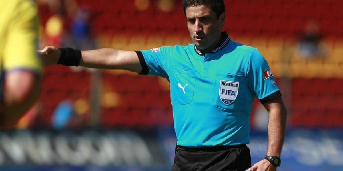 Ya están designados los árbitros para la cuarta fecha del Apertura