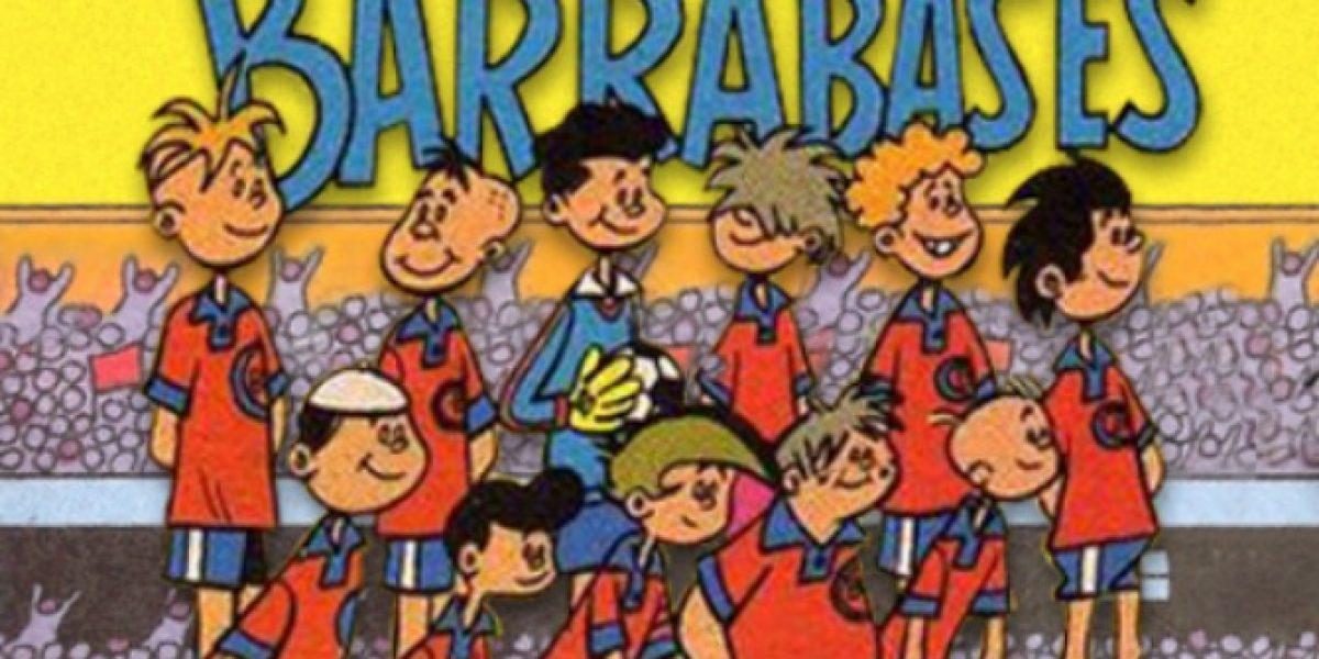 Museo de la historieta conmemora los 60 años del histórico Barrabases