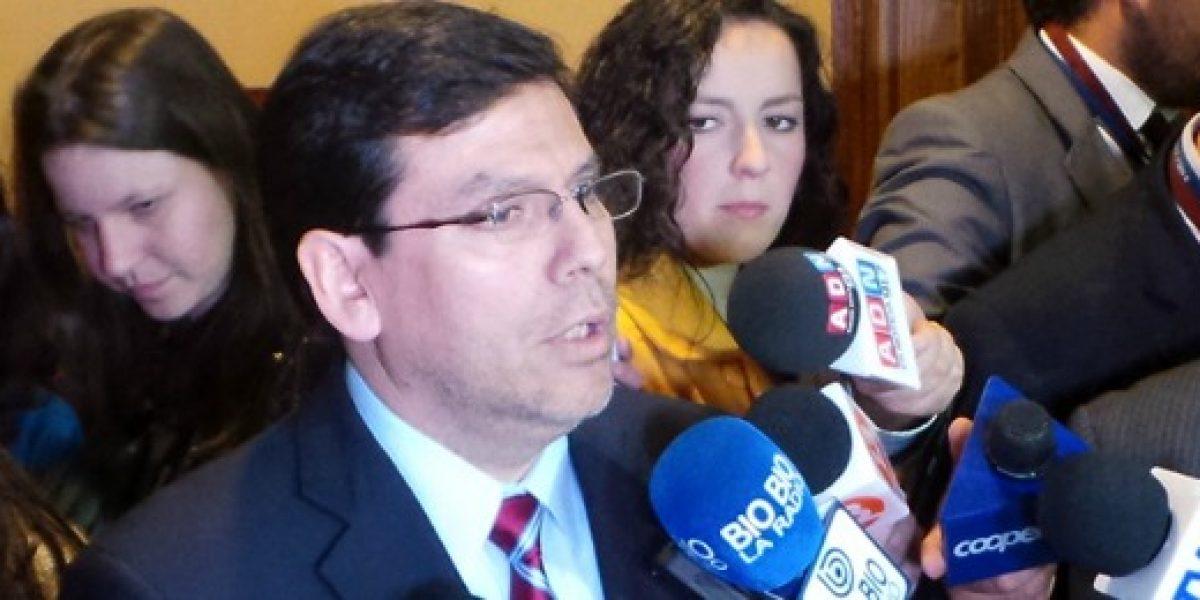 Ministro Arenas: el gobierno está trabajando para salir de estas cifras de desaceleración