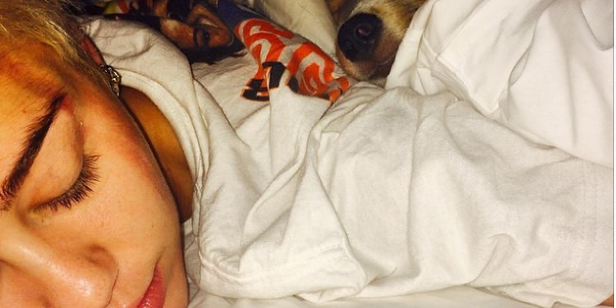 Miley Cyrus sorprende con fotos desnuda en Instagram