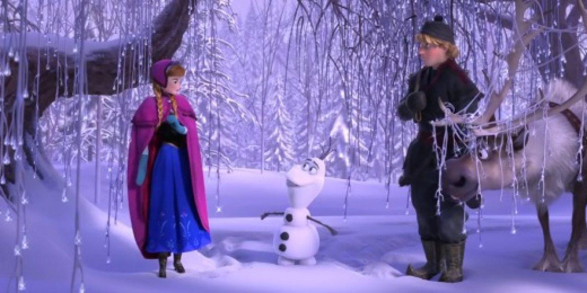 Frozen impulsa millonaria ganancia de Disney para los primeros nueve meses del año fiscal