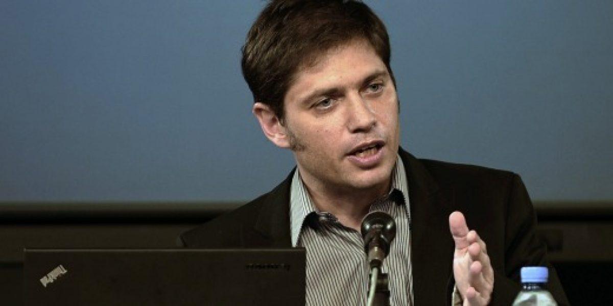 Argentina finalmente admite crisis por pago de deuda y anuncia medidas